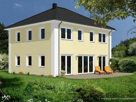 Moderne Stadtvilla - Ein Haus voll Licht