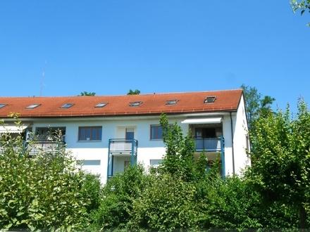 Sonnige 3-4-Zi.-Maisonettewohnung inkl. TG in schöner Lage von Poing