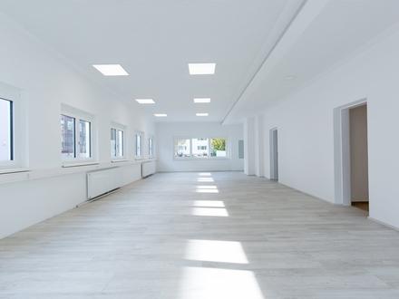 PARSCH | Attraktives Open-Space-Büro mit 115 m²