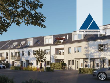 Neubau-Eigentumswohnungen in Köln-Höhenberg
