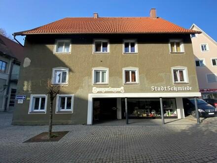 Ladenlokal / Büroräume in 1A-Lage im Zentrum von Leutkirch