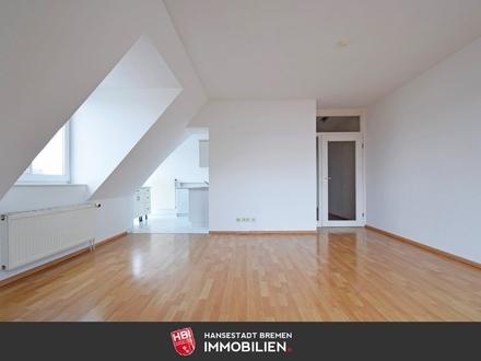 Gete / Renovierte 3-Zimmer-Maisonette-Wohnung mit Loggia