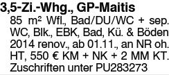 3,5-Zi.-Whn.GP-Maitis