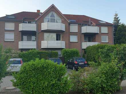 Weyhe-Kirchweyhe, 3-Zimmer im 1. Obergeschoss in zentraler Lage