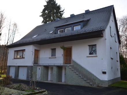 TRAUMHAFTES WOHNEN! Freistehendes 1-2 Familienhaus auf ehemaligen Mühlengelände mit großem Garten !