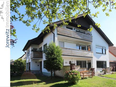 Solide Kapitalanlage: Wohn-/Geschäftshaus mit 5 Einheiten in Bielefeld-Sennestadt (Dalbke)
