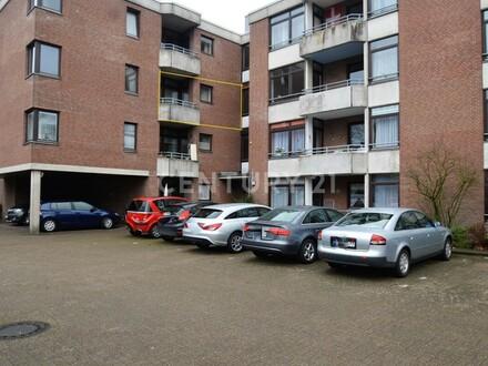 Kleines Appartement mit Fahrstuhl u. Parkplatz
