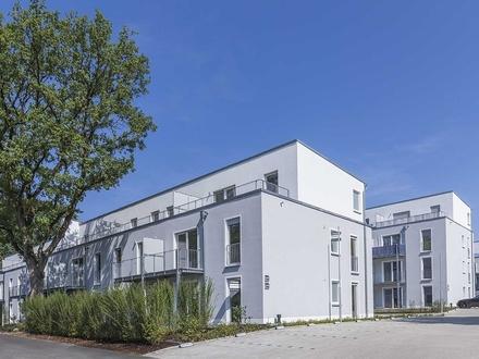 Neubauwohnung: Erstbezug ab Sofort - Wohnquartier am Bullerbach