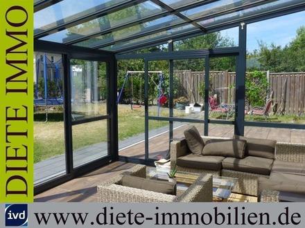 Elegante Stadtvilla als Energiesparhaus in toller Lage von Bielefeld