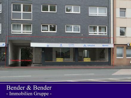 PROVISIONSFREI! Verkaufs- Dienstleistungsflächen - beste, zentrale Citylage ! Ehemals *bike-corner*