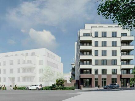 MIO:2-Zimmer Neubau Wohnung mit Balkon