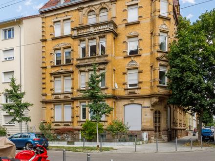 Großzügige 5-Zimmer-Etagenwohnung in zentraler Wohnlage