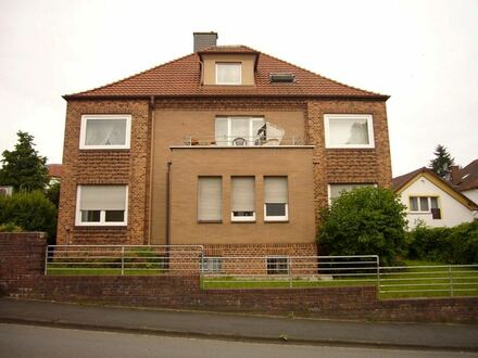 Vermietung einer 3 - Zimmer Wohnung in zentrumsnaher wohnlage von Bad Oeynhausen.
