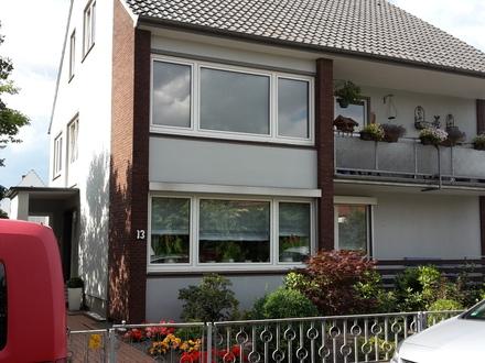 Gepflegte, ruhig gelegene 4-Zi.Wohnung in Bremen-Mahndorf