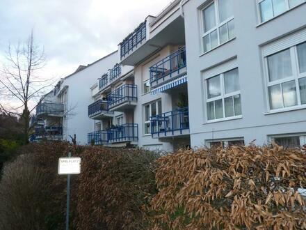 Kapitalanlage - Schierstein: 3-Zimmer-Wohnung mit Garten!
