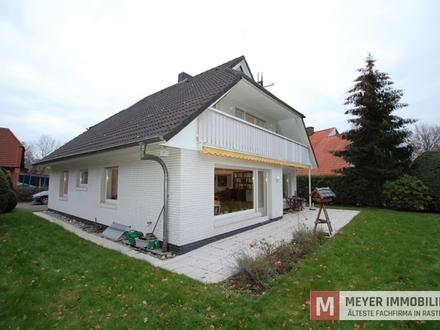Herrliches Wohnen in zentraler u. ruhiger Stadtlage von Oldenburg-Donnerschwee (Objekt-Nr.: 5827)