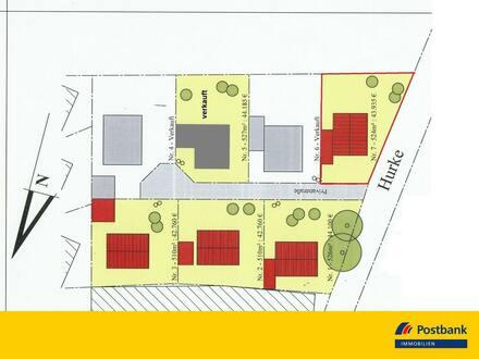OT Rohrsen -- Baugrundstück -- Wohnpark an der Hamel /Musterhaus