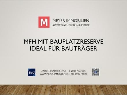Bauträgerobjekt - Bauplatz in OL-Nadorst (Obj.-Nr. 5723)
