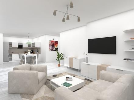 Exklusive Neubau-Wohnung mitten im Zentrum!
