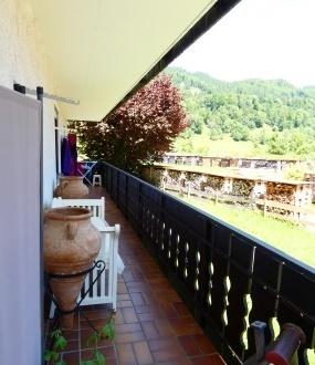 3-Zimmer-ETW mit großem Südostbalkon im Oberstaufener Ortsteil Konstanzer bei Thalkirchdorf