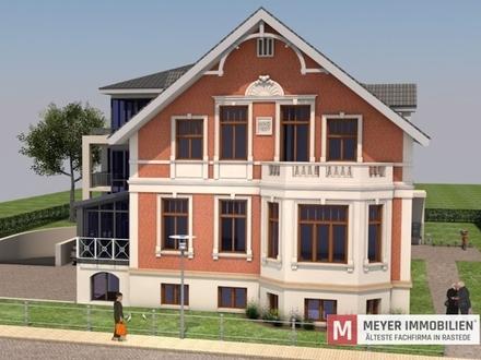 Denkmalschutzimmobilie mit hohen Steuervorteilen im alten Ortskern von Rastede (Obj.-Nr. 5885)