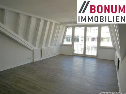 Einzug sofort möglich! TOP renovierte 3,5-Zimmer-Wohnung in ruhiger Stadtlage