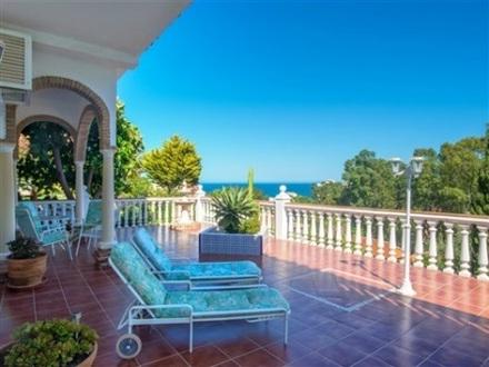 Villa nahe Marbella/Spanien