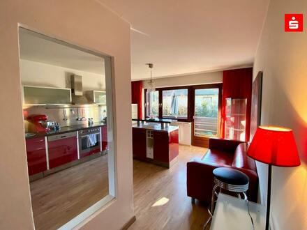 2-Zimmer-Maisonette-Wohnung in Grabenstätt/Winkl