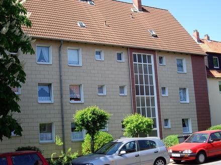 Helle 2-Zimmer-Wohnung mit Balkon im Doktorkamp 15, 1.OG links