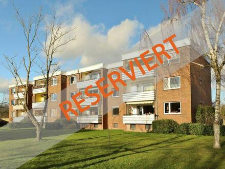 TT Immobilien bietet Ihnen: 4-Zimmer-Eigentumswohnung mit schönem Südbalkon in Schaar!