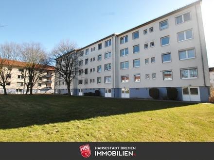 Findorff / Ansprechende 2-Zimmer-Wohnung mit Südbalkon