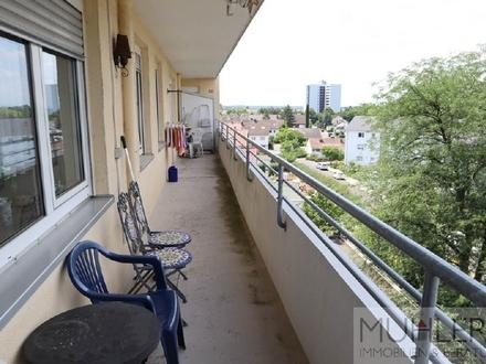 4-Zimmer-Wohnung am Maudacher Bruch, Ludwigshafen-Gartenstadt