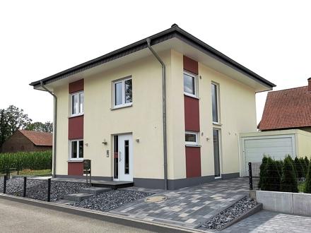Unser Musterhaus Compact! Praktisch - quadratisch - sympathisch!