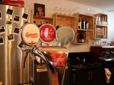 CAFÉ/BAR IM STIMMUNGSVOLLEN KELLERGEWÖLBE