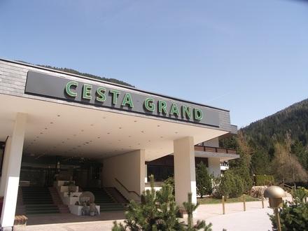 Ferienwohnung im Hotel Cesta Grand