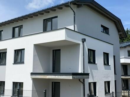 Erstbezug: TOP 2 Zimmer Wohnung mit Süd-Ost Balkon in Elixhausen, provisionsfrei!