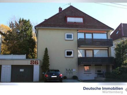 Vielfältige Nutzungsmöglichkeiten! 4-Familienhaus in S-Sonnenberg