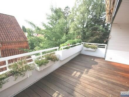 Gemütliche Dachgeschosswohnung im Dobbenviertel-OL, VERMIETET.