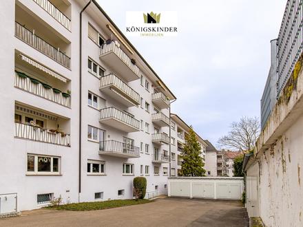 Geräumige 4-Zimmer-Wohnung mit Potenzial in ausgezeichneter Lage im Stuttgarter Westen zu verkaufen