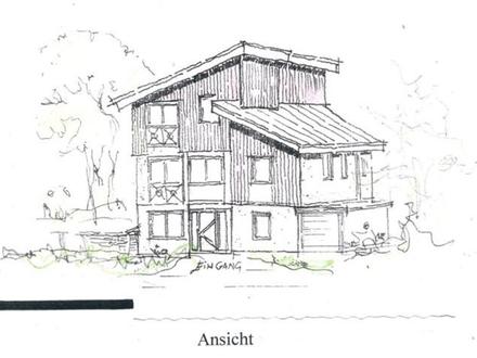 Modernes Einfamilienhaus - Neubau!