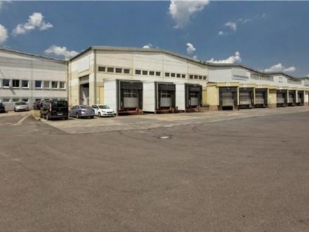 Rund 4.800 m² Logistikfläche in Leipzig nahe A14 zur Miete +++ Erweiterbar auf 15.000 m²