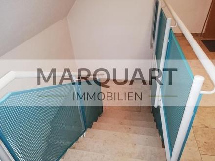 Maisonette-Wohnung mit Südbalkon, Einbauküche und TG-Stellplatz