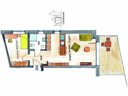 Stilvolles Wohnen in Innenstadtnähe - Wohnung 3.03