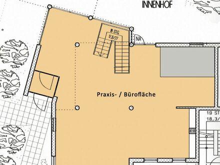 Mayence Immobilien: Großzügige repräsentative Büro- / Praxisräume in belebter Lage von Ingelheim