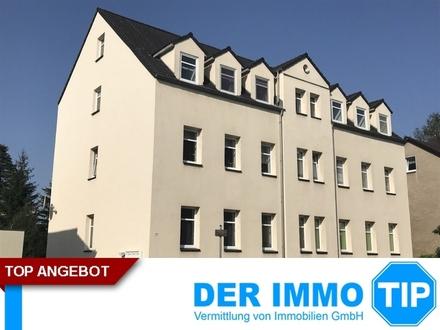 2 Zimmerwohnung mit EBK und Stellplatz in Glösa zur Miete