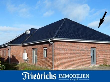 Seniorengerechter Neubau-Bungalow in ruhiger Wohngebietslage von Augustfehn
