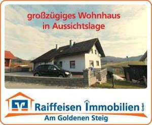 Großzügiges Einfamilienhaus mit Einliegerwohnung in Aussichtslage bei Schönberg