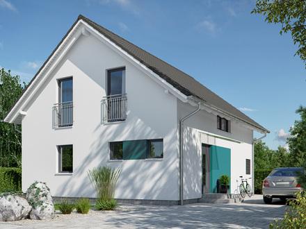 Neubau eines großzügigen EFH in Dissen-Zentrum!