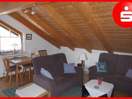 Gepflegte 3-Zimmer-Dachgeschosswohnung in Rabenstein