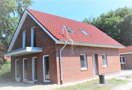 moderner Schnitt in gemütlicher Oberwohnung mit Sonnenbalkon kurz vor Fertigstellung